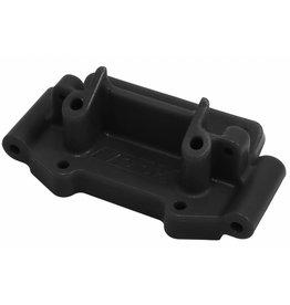 RPM Front Bulkhead, Black: TRA 2WD