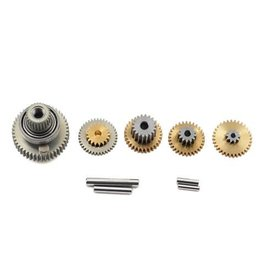 Savox Metal Gear Set w/Bearing for SC1252MG