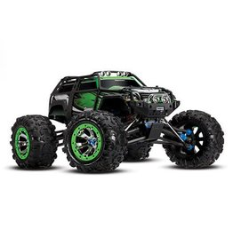 Traxxas Summit 4WD Monster Truck W/ 2.4GHz TQi Radio, No Batteries