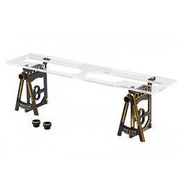 Arrowmax Set-Up System for 1/10 & 1/12 Pan w/Bag (Black Golden)