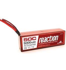 Dynamite Reaction 11.1V 5000mAh 3S 50C LiPo Hardcase w/Deans