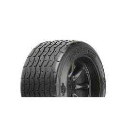 Protoform Rear VTA Tire 31mm PreMounted on Black Wheels (1 Pair)