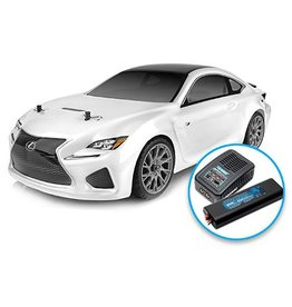 Associated APEX Lexus RC F Brushless Ready-To-Run Sedan w/Lipo Combo