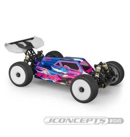 JConcepts S2 Clear Body for TLR 8ight-E 4.0 Buggy