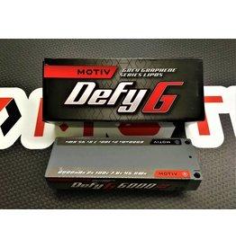Motiv Defy Grey Graphene Low CG 2s 7.6v 600mah LiPo Battery