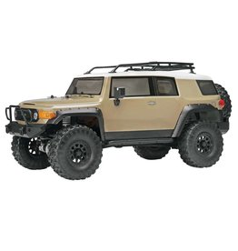 HPI Racing Venture Toyota FJ Cruiser RTR, 1/10 Scale, 4WD, Brushed, Beige, w/ 2.4GHz Radio System