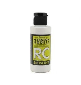 Mission Models RC Paint 2oz Bottle White