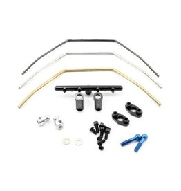 Associated Anti-Roll Bar Kit with 3 Bars
