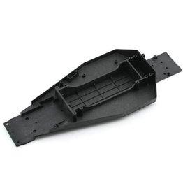 Traxxas Lower Chassis for Rustler (Black)