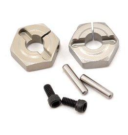 Losi Aluminum Clamping Wheel Hex (2): TEN-SCTE