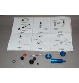 IRS VCS Shock Kit (Blue)