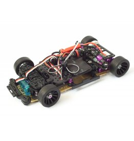 Jomurema JR128-R01 1/28 Scale 2WD GT01 Pro Ready Set