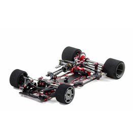 Roche Rapide P12-2017 USA Spec 1/12 Competition Car Kit (Aluminum Chassis)