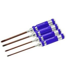 Arrowmax Phillips Screwdriver Set 3.5 4.0 5.0 & 5.8x120mm