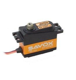 Savox HV Mini Size Digital Servo, .055 sec/55.5 oz-in @ 7.4V