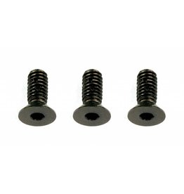 Associated M3/S-Plus Aluminum 3pc Timing Screw Set