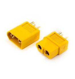 Integy XT60 Type Connector Set, 3.5mm