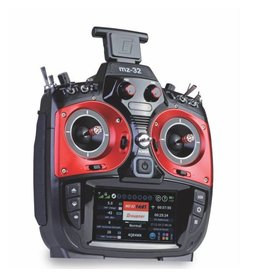 Graupner MZ-32 2.4Ghz 32 Channel HoTT Color TFT Radio System