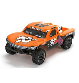 ECX 1/10 2wd K&N Torment SCT Brushed: LiPo: RTR