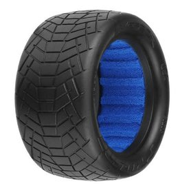 """Proline Racing Inversion 2.2"""" MC (Clay) Buggy Rear Tires (2) W/ Closed Cell"""