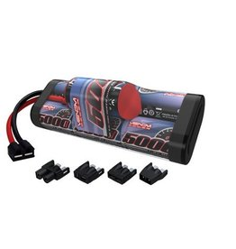 Venom 7-C 8.4V 5000mAh NiMH Hump Battery: UNI Plug