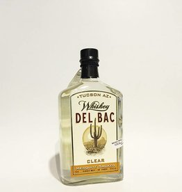 Del Bac Whiskey Clear Mesquite Smoked (750ml)