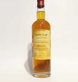 Low Gap 4 Year Wheat Whiskey  (750ml)