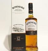 Bowmore 12 Year Single Malt Scotch Whisky (750ml)