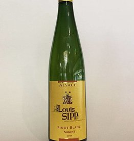 2014 Louis Sipp Nature'S Pinot Blanc (750ml)