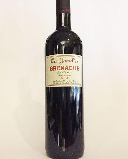 2011 Les Jamelles Grenache Rouge (750ml)