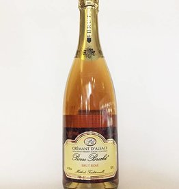 NV Pierre Brecht Cremant d'Alsace Brut Rose (750ml)