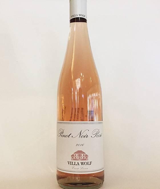 2016 Villa Wolf Pinot Noir Rose (750ml)