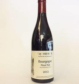 2012 Domaine Amiot Guy et Fils Bourgogne (750ml)