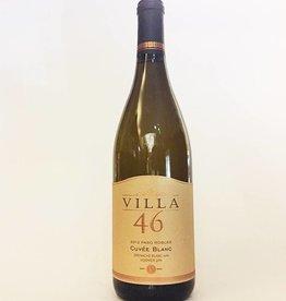 2012 Villa 46 Cuvee Blanc Grenache Viognier Blend (750ml)