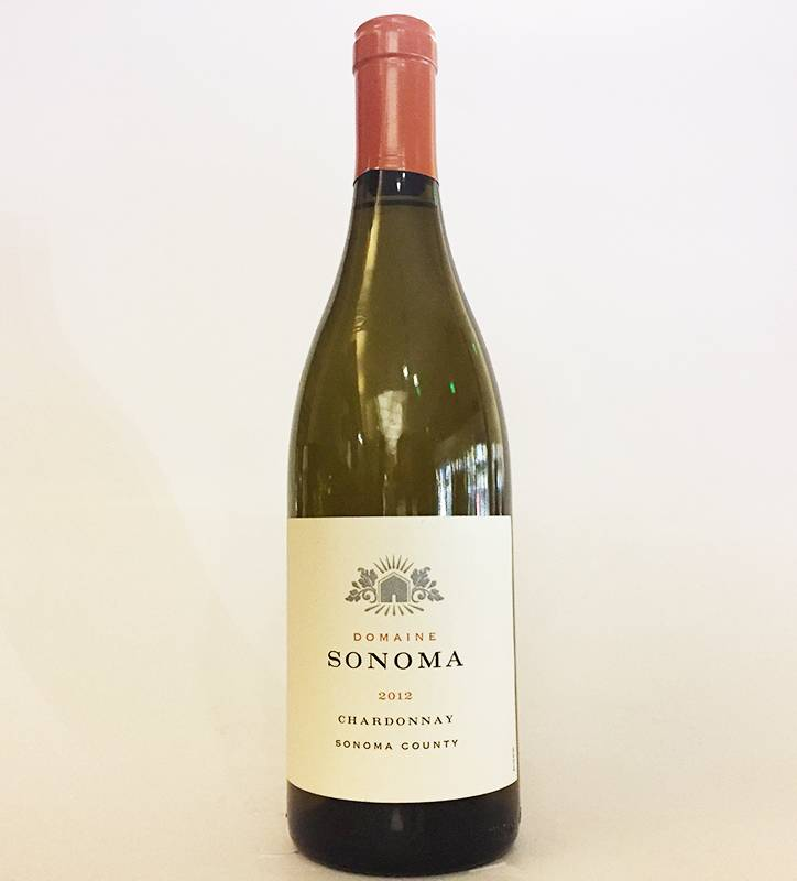 2012 Domaine Sonoma Chardonnay (750ml)
