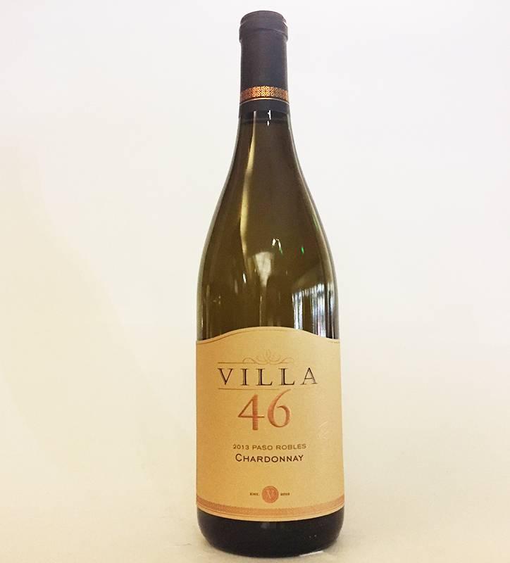 2013 Villa 46 Chardonnay Paso Robles (750ml)
