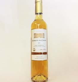 2011 Marquis de Chasse Sauternes (500ml)