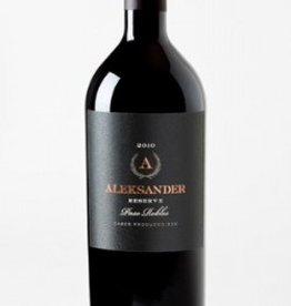 2010 S&G Estate Aleksander Reserve Paso Robles (750ml)