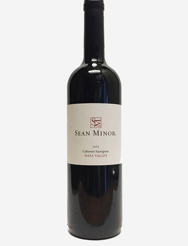 2015 Sean Minor Cabernet Sauvignon Napa Valley (750ml)