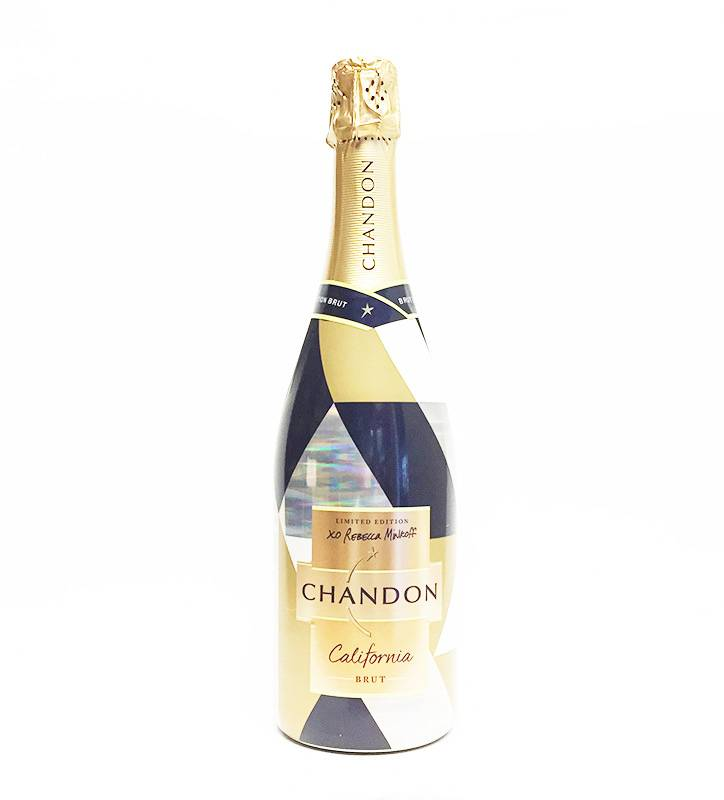 NV Chandon Rebecca Minkoff Limited Edition Brut (750ml)