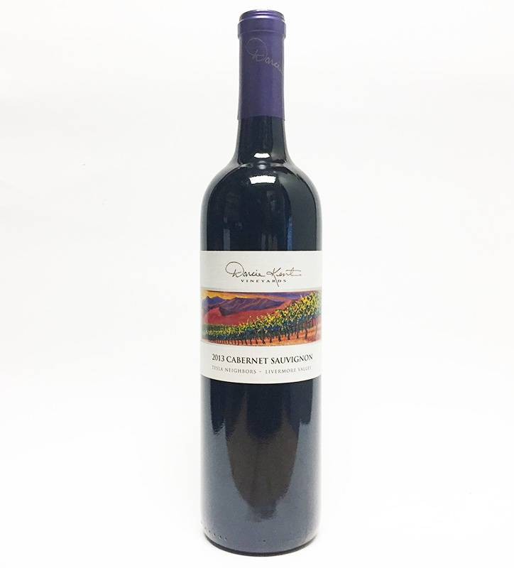 2013 Darcie Kent Vineyards Cabernet Sauvignon Tesla Neighbors (750ml)