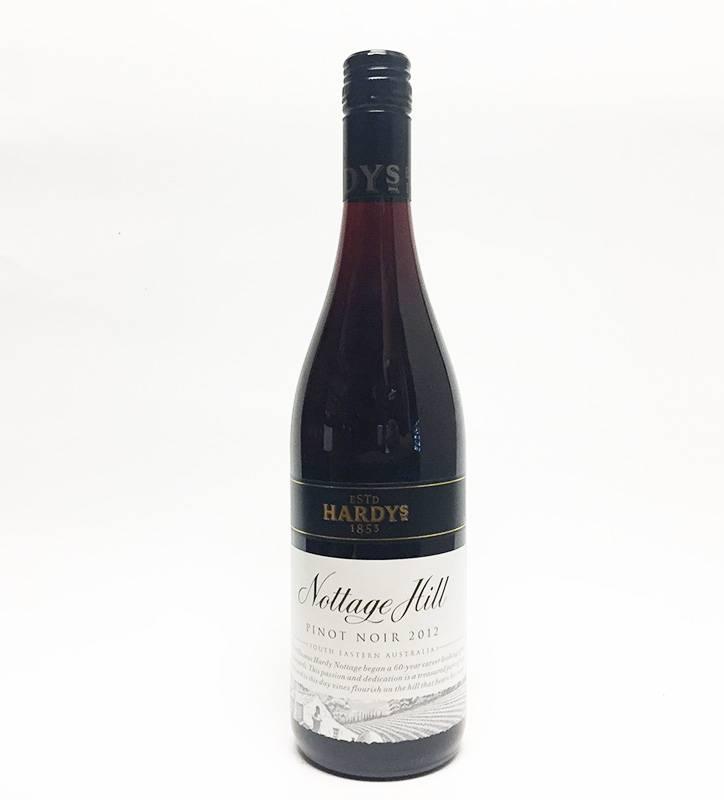 2012 Hardys Pinot Noir Nottage Hill (750ml)