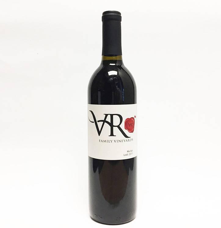 2011 VR Family Vineyards Merlot (750ml)