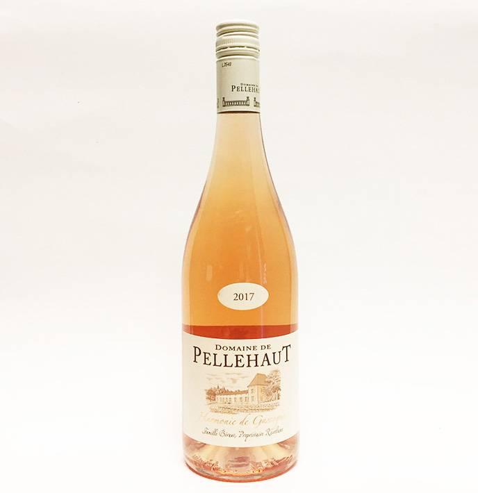 2017 Domaine de Pellehaut Vin de Pays des Côtes de Gascogne Rosé (750ml)