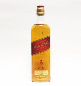 Johnnie Walker Red Blended Scotch Whisky (750ml)