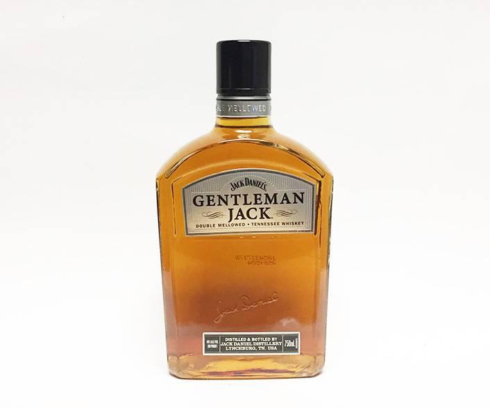 Gentleman Jack Whiskey (750ml)