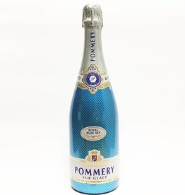 Pommery Sur Glace Royal Blue Sky Champagne (750ml)