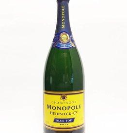 Heidsieck & Co. Monopole Champagne Blue Top Brut (1.5L)