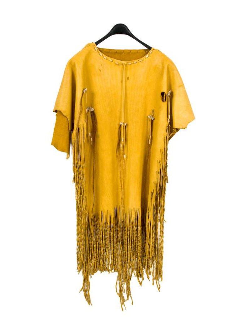 Handmade Deerhide Long Shirt