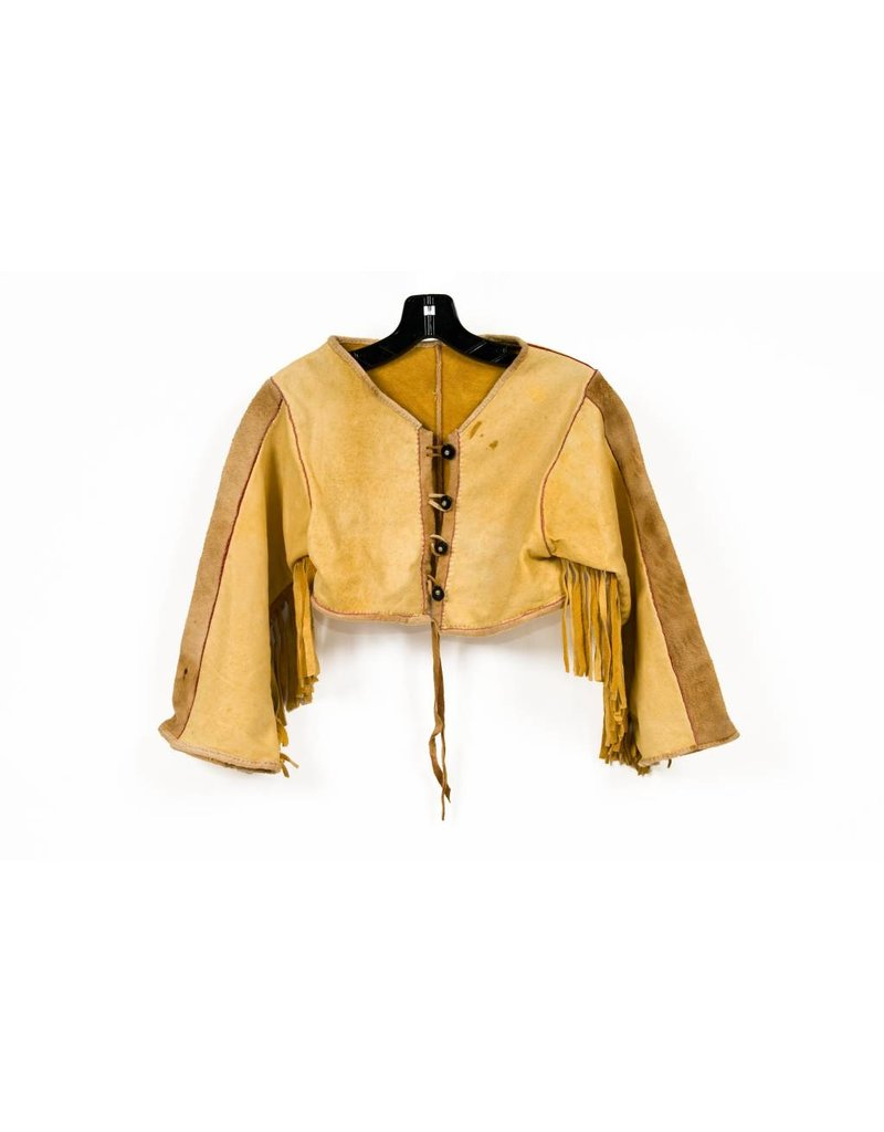 Child's Deerskin Top